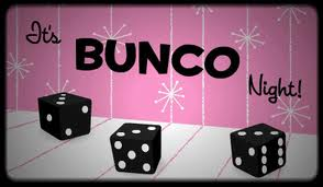 Bunco Night for the Ladies